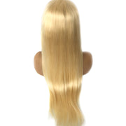 #613 Straight Malaysian Human Hair 13x6 Lace Front Wigs | JYL HAIR