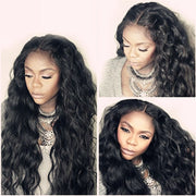 Beyonce Wave Lace Front Wigs Brazilian Human Hair Pre-plucked | JYL HAIR