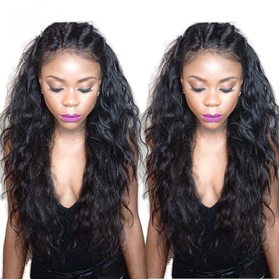 Beyonce Wave 360 Lace Wigs Brazilian Human Hair 150% Density | JYL HAIR