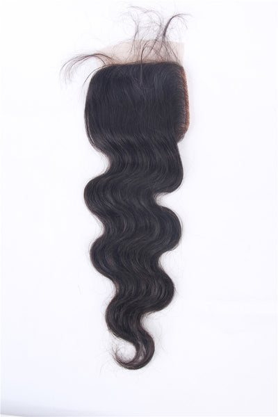 Body Wave 4x4 Lace Closure Brazilian Human Virgin Hair | JYL HAIR