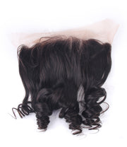Loose Wave 13x4 Lace Frontal Brazilian Human Virgin Hair | JYL HAIR