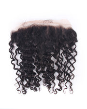 Curly 13x4 Lace Frontal Brazilian Human Virgin Hair | JYL HAIR