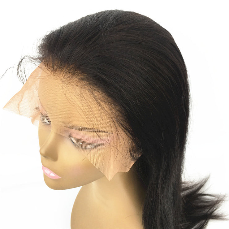 Fake Scalp 13x6 Lace Frontal Wigs Brazilian Human Hair 150% Density | JYL HAIR