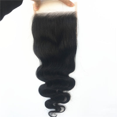 Body Wave 5X5 HD Lace Closure Brazilian Human Virgin Hair | JYL HAIR