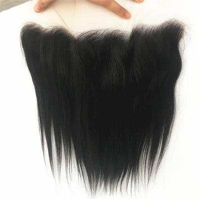 Straight 13X4 HD Lace Frontal Brazilian Human Virgin Hair | JYL HAIR