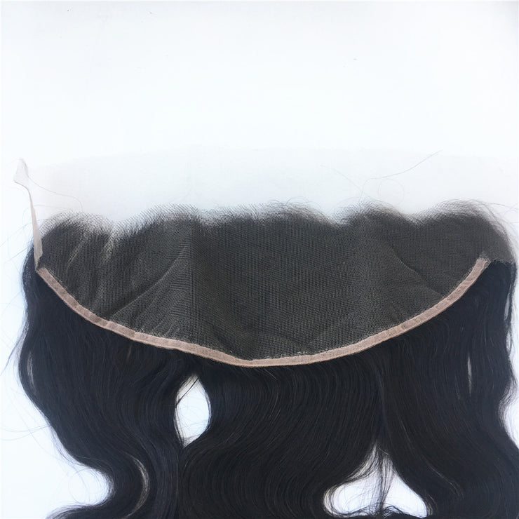 Body Wave 13X4 HD Lace Frontal Brazilian Human Virgin Hair | JYL HAIR