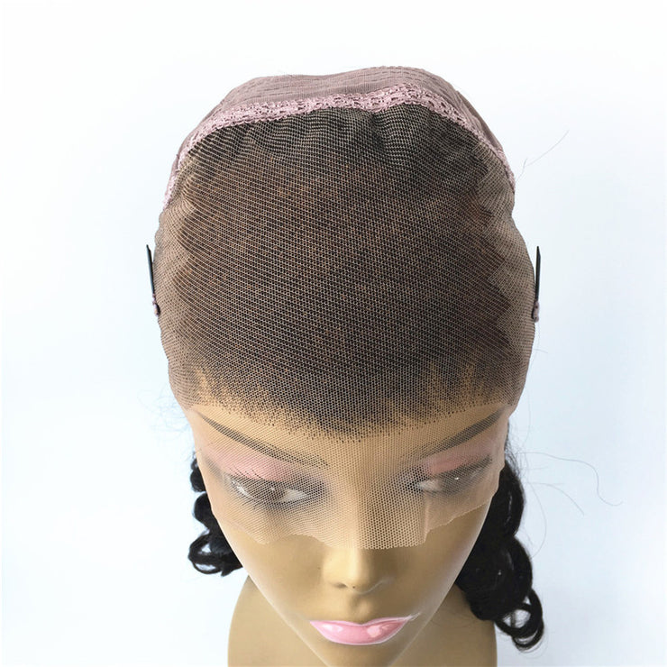 Wave 360 Glueless Wigs Brazilian Human Hair 150% Density Pre-plucked | JYL HAIR
