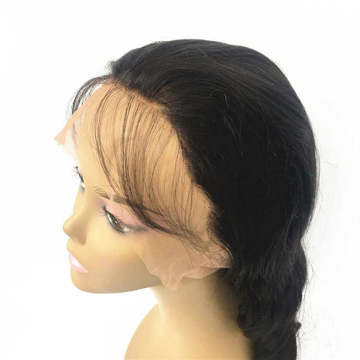 Silk Top Loose Wave 13x6 Lace Front Wigs Brazilian Human Hair | JYL HAIR