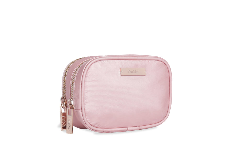 Cosmetic Bag S - Shining Pink