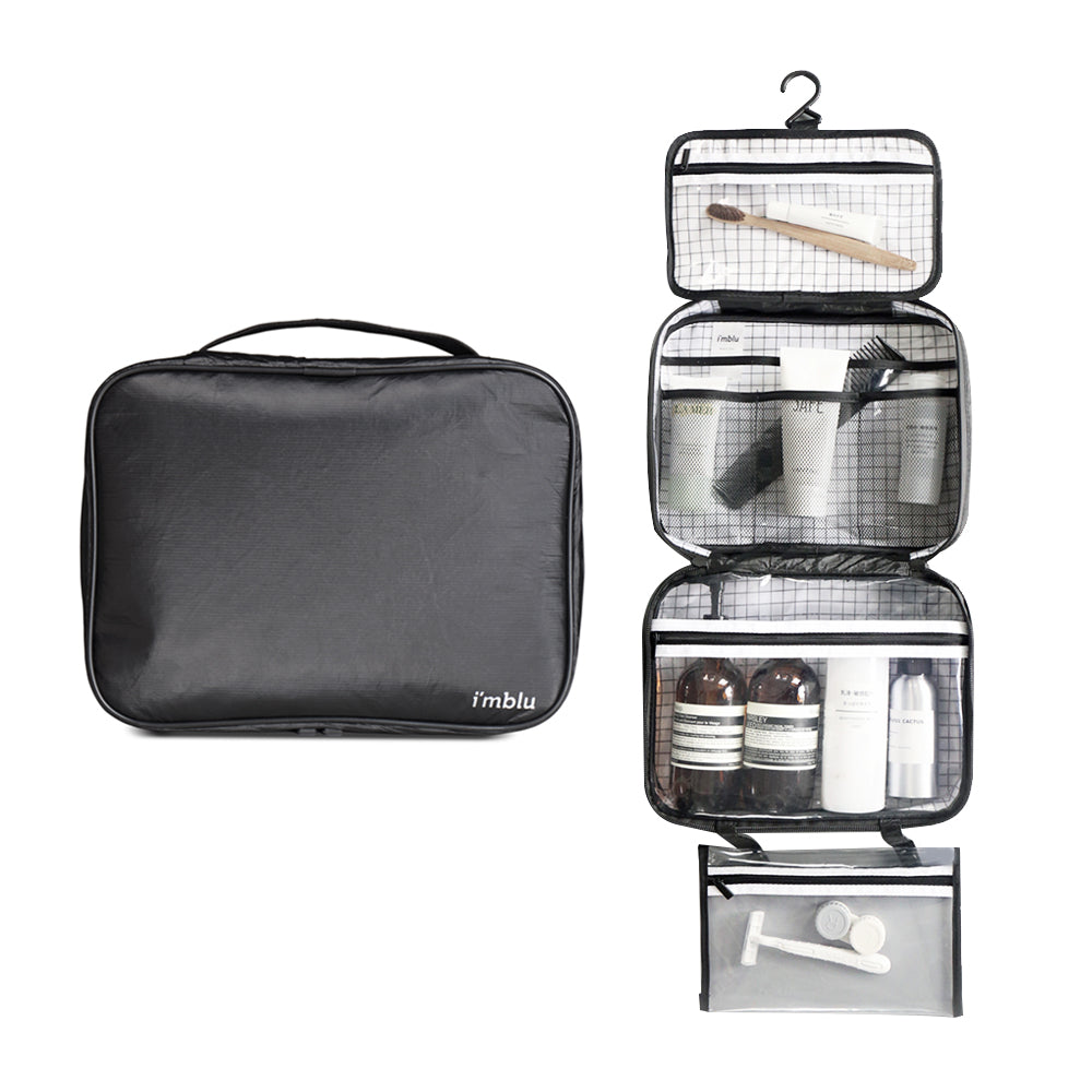 Toiletry Bag L Black