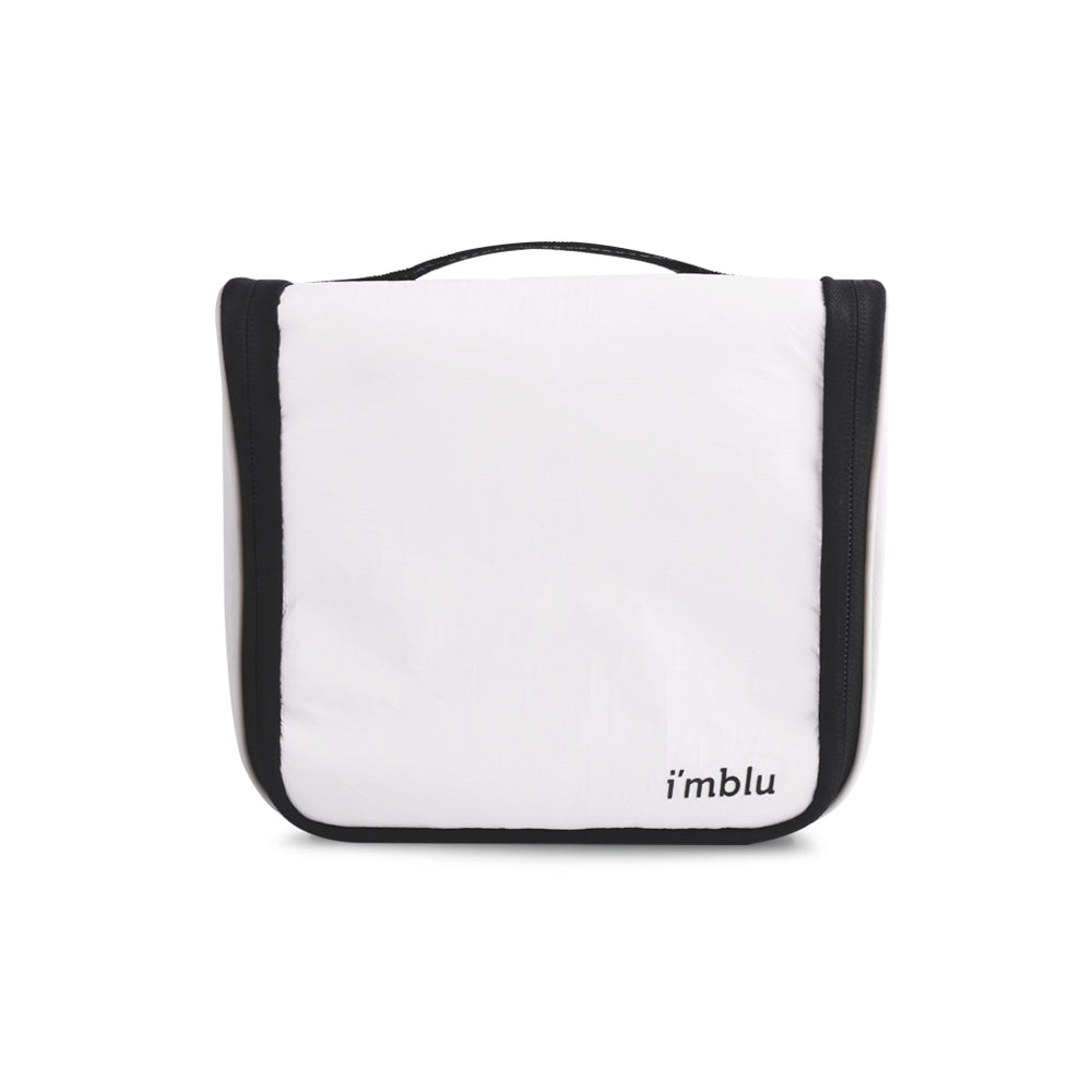 Toiletry Bag M White