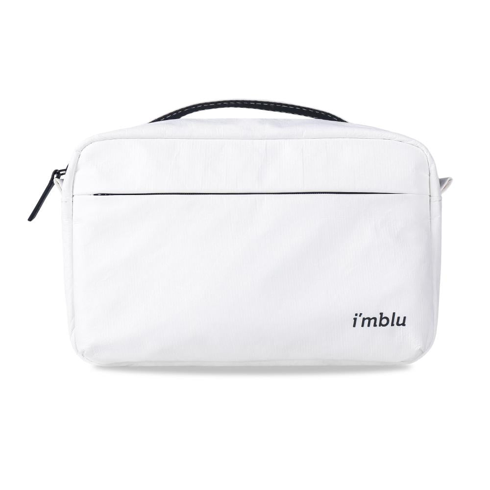 Flight Toiletry Bag White