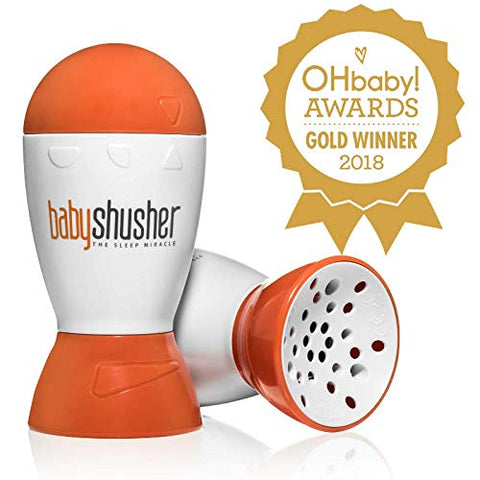 Baby Shusher For Babies - Sleep Miracle Soother Sound Machine For New Parents - gift-siri