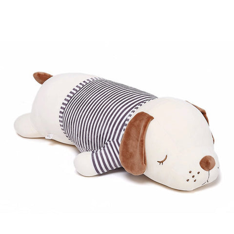 Niuniu Daddy 20 inch Super Soft Plush Puppy Stuffed Animal Toy Plush Soft Dog Hugging Animal Puppy Shape Sleeping Kawaii Pillow - gift-siri
