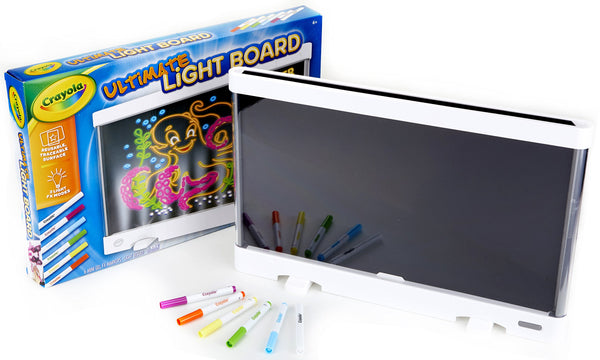 Crayola Ultimate Light Board Drawing Tablet, Gift for Kids Age 6+ - gift-siri