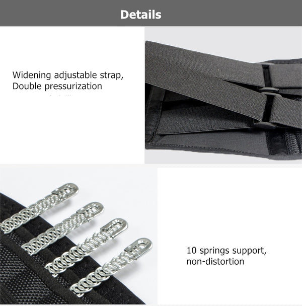 Back Pain Relief Belt - AOMEGA Marketplace