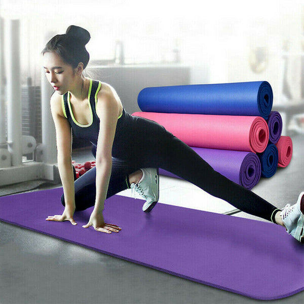 Damp proof Sleeping Mattress Yoga Mat - AOMEGA Marketplace