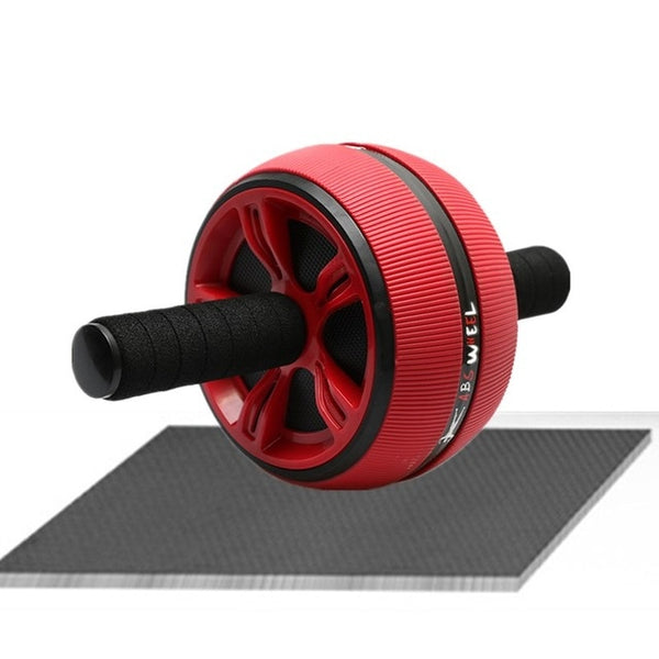 Big wheel Abdominal Muscle Trainer - AOMEGA Marketplace