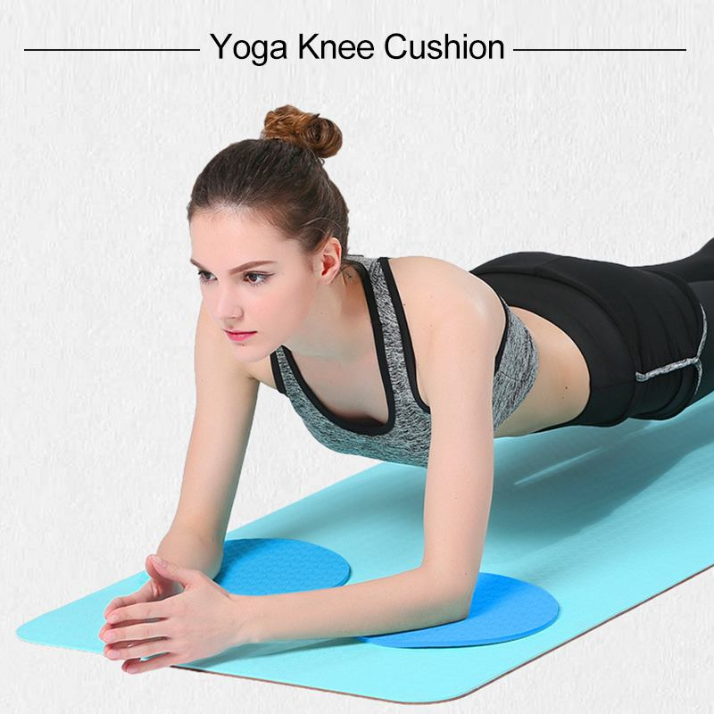 1 Pair PU Elbow Knee Pad Yoga Mat - AOMEGA Marketplace
