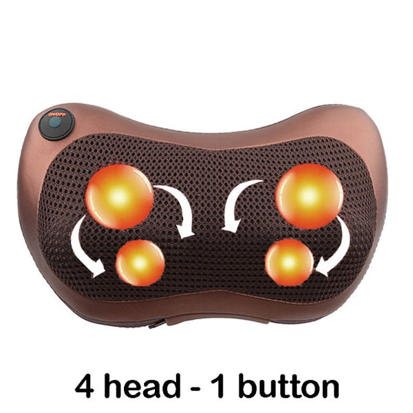 Electric Infrared Pillow Massager