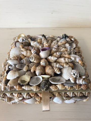 Seashell Treasure Box