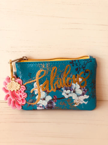 Fabulous Coin Purse/Keychain