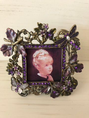 Jeweled Mini Frame