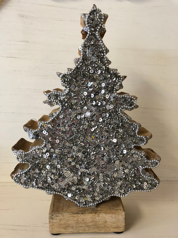 Sequin Tree - Small