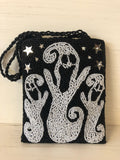 Halloween Beaded Evening Bags