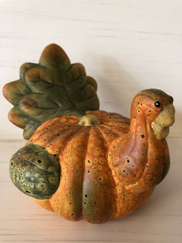 Ceramic Turkey
