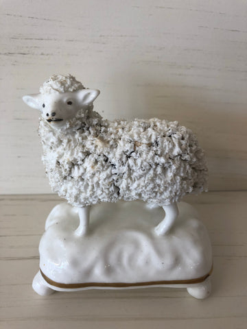 Vintage Ceramic Sheep