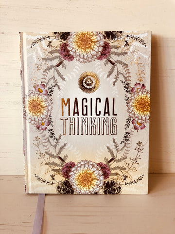 Magical Thinking Notebook