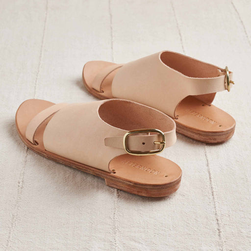 Canyon Sandal in Undyed