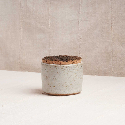 Corked Canister
