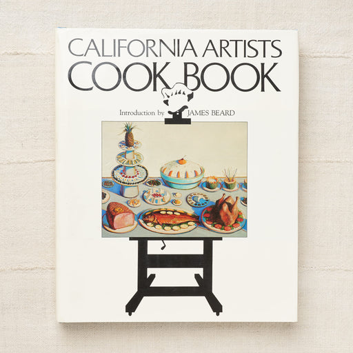California Artists Cook Book
