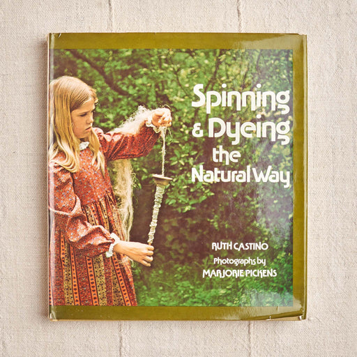 Spinning & Dyeing the Natural Way