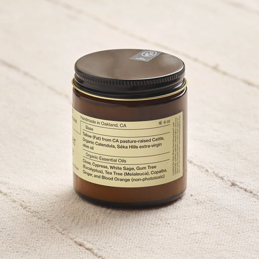 Chest & Muscle Rub Tallow Balm