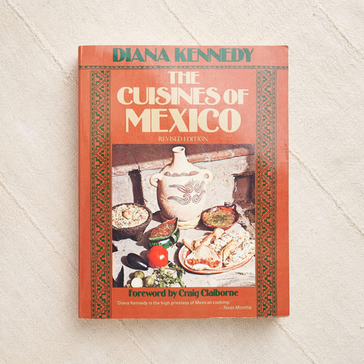 The Cuisines of Mexico