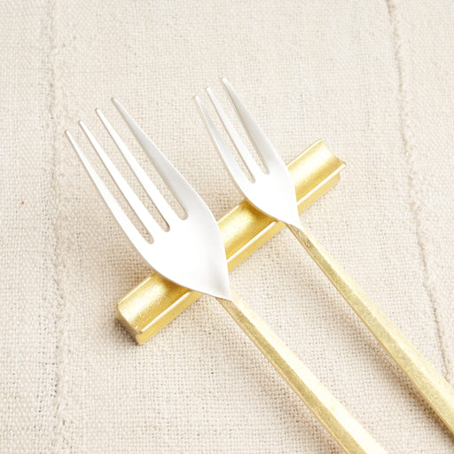 Ihada Silver Plated Brass Forks