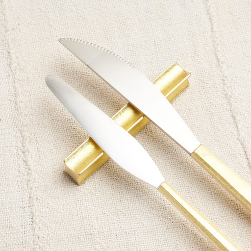 Ihada Silver Plated Brass Knives