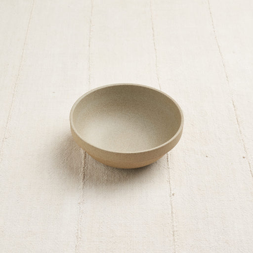 Round Bowl in Unglazed Porcelain