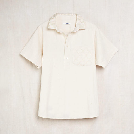 Cedar Shirt in Undyed Kala Cotton
