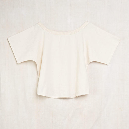 Nova Top in Undyed Kala Cotton