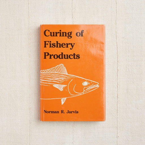 Curing of Fishery Products