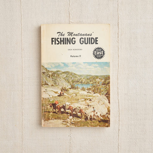 The Montanans' Fishing Guide