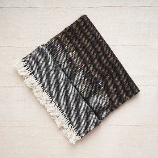 Skyline Scarf in Graphite Dual Fade