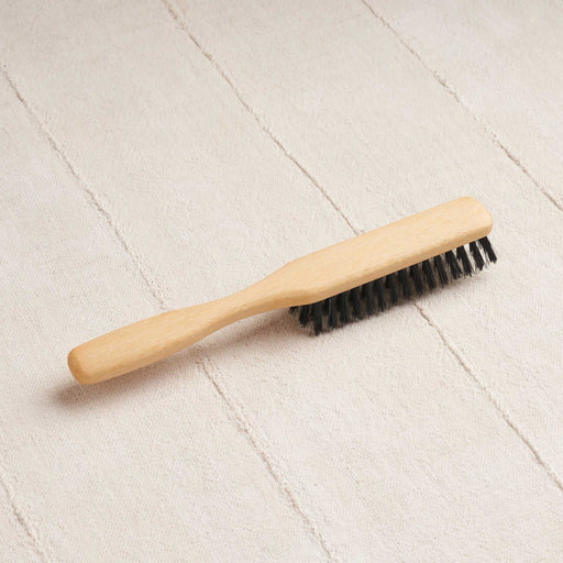 Boar Bristle Hairbrush, Straight