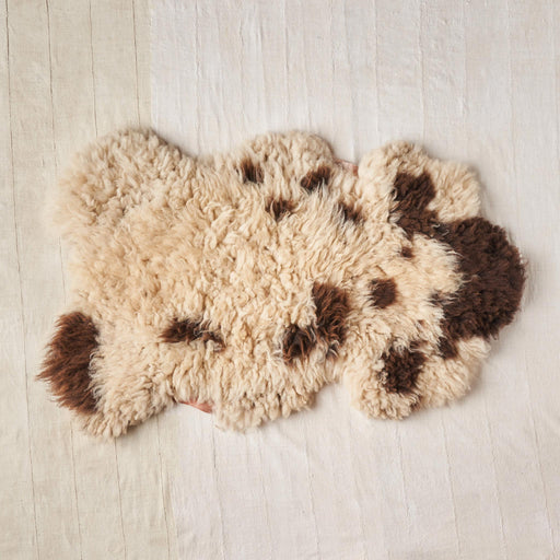 Jacob Sheepskin Hide in Speckles