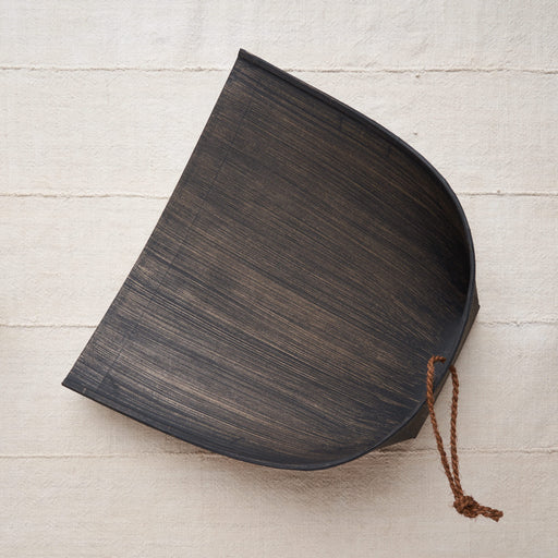 Washi Dustpan in Benigara Black