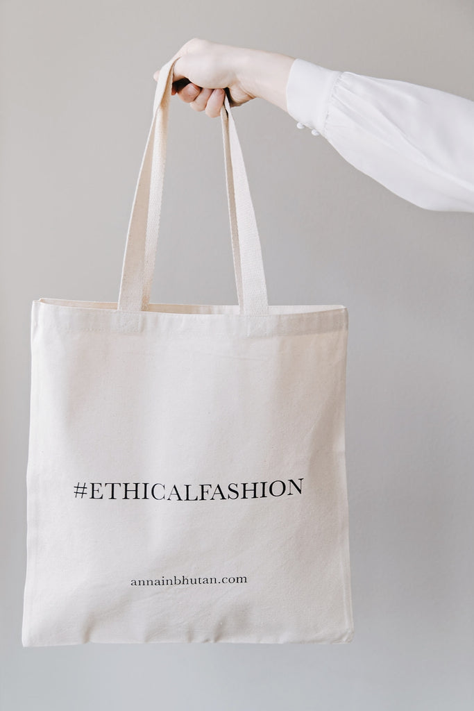 #Ethicalfashion Tote Bag
